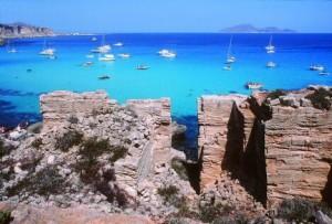 isole egadi in barca a vela8